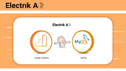 Export Hit Level Google Analytics Data to MySQL-ElectrikAI